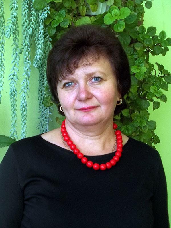 Оріщина Надія Василівна фото
