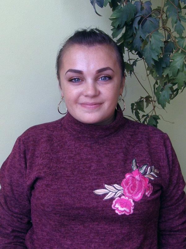 Шульган Яна Петрівна фото